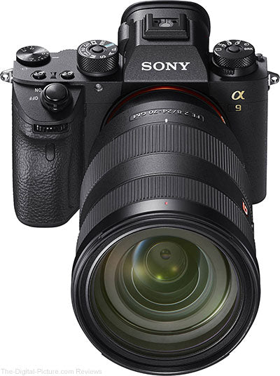 Review of the Sony A9 - By www.Cameralabs.com