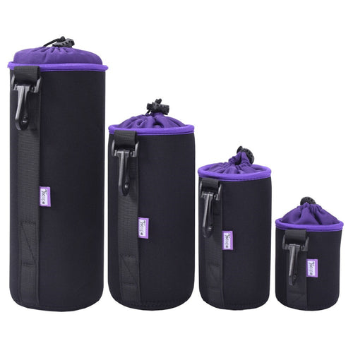 Camera Lens Protection Bag (4 pieces)