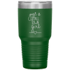 Just a Small Town Girl 30oz Tumbler Green - Tierra Bella