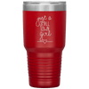 Just a Small Town Girl 30oz Tumbler Red - Tierra Bella