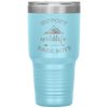 Support Wildlife Raise Boys 30oz Tumbler Light Blue - Tierra Bella