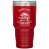 Support Wildlife Raise Boys 30oz Tumbler Red - Tierra Bella