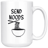 Send Noods 15oz Mug - Tierra Bella