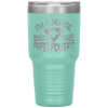 I'm a Nurse What's Your Superpower 30oz Laser Etched Tumbler - Tierra Bella