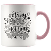 Not My Circus Not My Monkeys Accent Mug - Tierra Bella