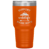 Support Wildlife Raise Boys 30oz Tumbler Orange - Tierra Bella