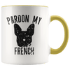 Pardon My French Accent Mug - Tierra Bella