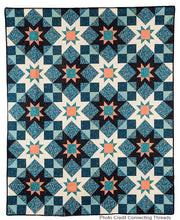 Load image into Gallery viewer, Adeline Quilt Pattern PDF