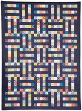 Load image into Gallery viewer, Family Ties Quilt Pattern PRINTED