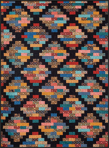 Hampton Court Quilt Pattern PDF