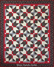 Load image into Gallery viewer, Mariposa Quilt Pattern PRINTED - Busy Hands Quilts