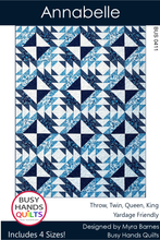 Load image into Gallery viewer, Annabelle Quilt Pattern PDF