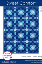 Load image into Gallery viewer, Sweet Comfort Quilt Pattern PDF