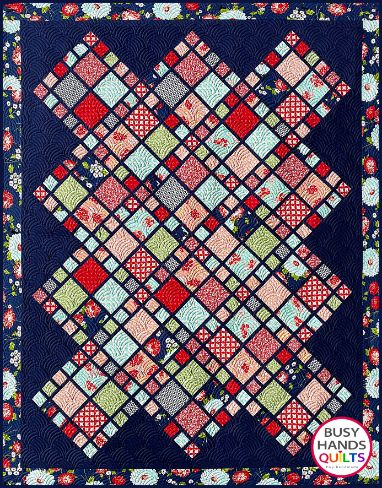 A Scrappy Life Quilt Pattern PDF