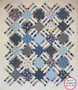 Home Awaits Quilt Pattern PDF