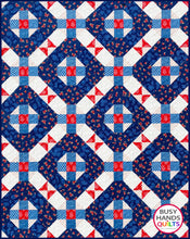 Load image into Gallery viewer, Nantucket Quilt Pattern PDF