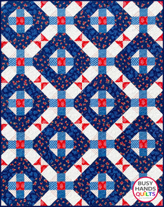 Nantucket Quilt Pattern PDF