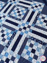 Load image into Gallery viewer, Sweet Caroline Quilt Pattern PRINTED