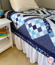 Load image into Gallery viewer, Sweet Caroline Quilt Pattern PDF