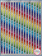 Load image into Gallery viewer, Easy Bargello Quilt Pattern PRINTED