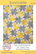 Load image into Gallery viewer, Sunnyside Quilt Pattern PDF - Busy Hands Quilts