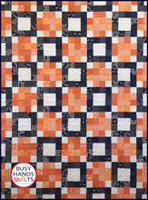 Load image into Gallery viewer, Connected Quilt Pattern PDF