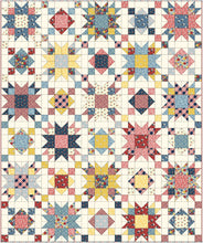 Load image into Gallery viewer, Summer on the Porch Quilt Pattern PDF
