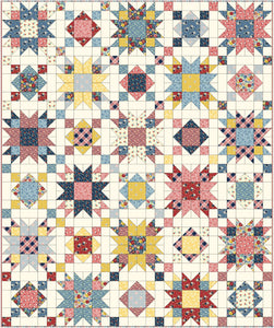 Summer on the Porch Quilt Pattern PDF