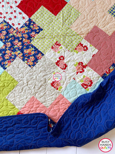 Love Multiplied Quilt Pattern PRINTED