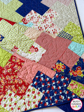 Load image into Gallery viewer, Love Multiplied Quilt Pattern PRINTED