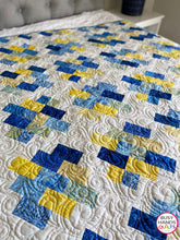 Load image into Gallery viewer, Handmade Boundless Beauty Throw Quilt