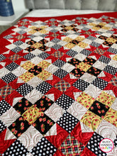 Load image into Gallery viewer, Calliope Quilt Pattern PRINTED