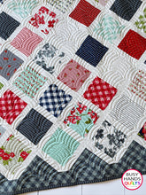 Load image into Gallery viewer, Make It Scrappy Quilt Pattern PRINTED