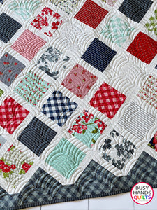 Make It Scrappy Quilt Pattern PRINTED