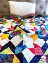 Load image into Gallery viewer, Mandalynn Quilt Pattern PDF