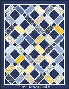 Looking Glass Quilt Pattern PDF