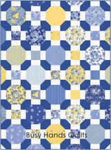 Load image into Gallery viewer, Maribelle Quilt Pattern PDF - Busy Hands Quilts