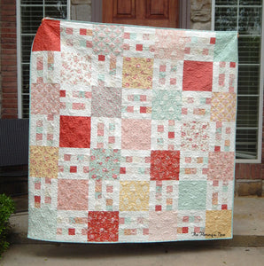 Picket Fence Quilt Pattern PDF