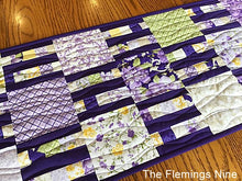 Load image into Gallery viewer, Mini Picket Fence Quilt Pattern PDF - Busy Hands Quilts