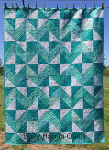 Summer Breeze Quilt Pattern PDF