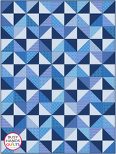 Load image into Gallery viewer, Summer Breeze Quilt Pattern PDF - Busy Hands Quilts