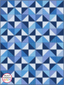 Summer Breeze Quilt Pattern PDF - Busy Hands Quilts
