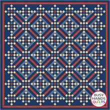 Load image into Gallery viewer, Sweet Caroline II Quilt Pattern PDF