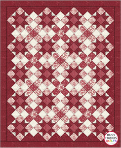 Calliope Quilt Pattern PRINTED