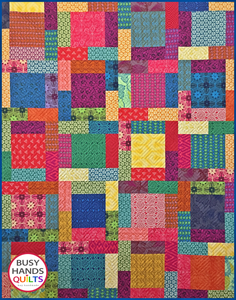 Rosewood Lane Quilt Pattern PDF - Busy Hands Quilts