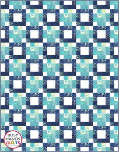 Connected Quilt Pattern PDF