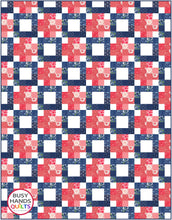 Load image into Gallery viewer, Connected Quilt Pattern PDF - Busy Hands Quilts