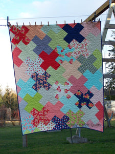 Love Multiplied Quilt Pattern PRINTED - Busy Hands Quilts