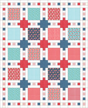 Load image into Gallery viewer, Castle Dreams Quilt Pattern PRINTED