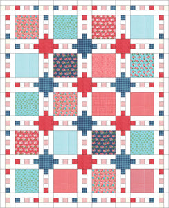 Castle Dreams Quilt Pattern PRINTED